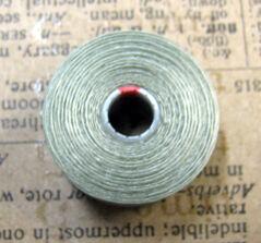 S- Lon bead thread - Ash, strl D, 1 rulle