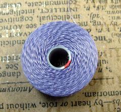 S- Lon bead thread - Orchid, strl D, 1 rulle